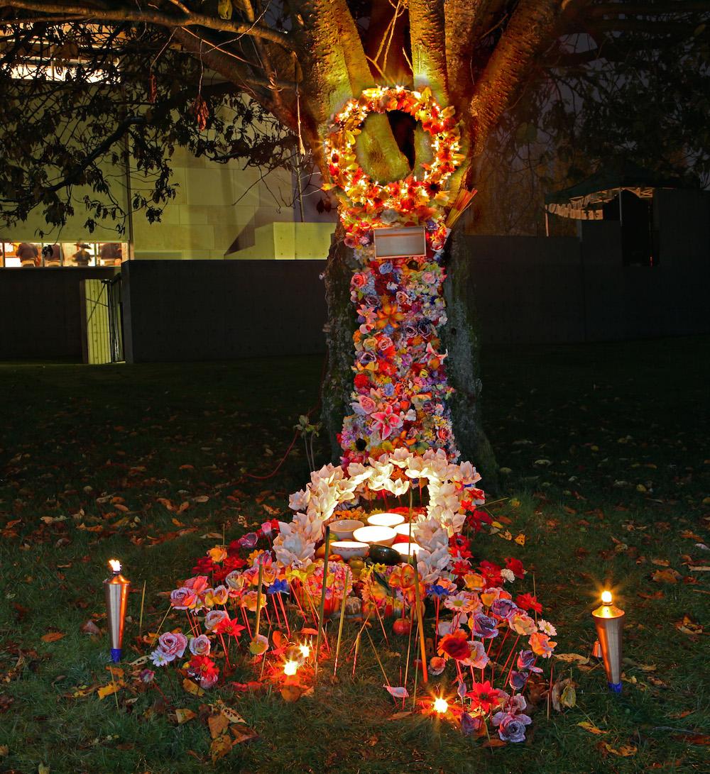 All Souls Tree Shrine